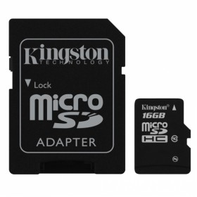 Kingston MICRO SD16GB Memory Card