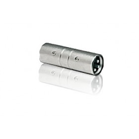 RadioShack® M to M 3 Pin XLR Adapter