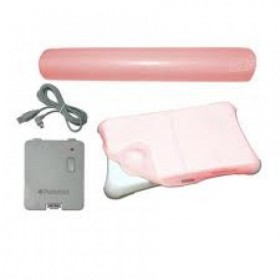 POLAROID PGWI235 WII FIT EXERCISE PACK (MATT+CHARGER+SILI