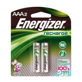 ENERGIZER AAA 2 Ni-MH Batteries