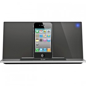 iLuv Stereo Speaker Dock for iPhone, iPod and iPad